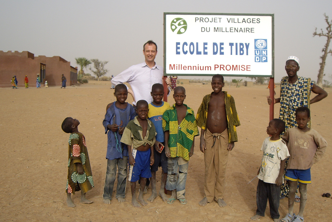 World Malaria Day – Millennium Villages Project