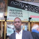 Director of Nollywood Week Serge-Armand Kouami Noukoue