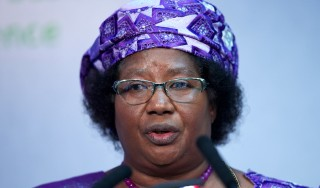 Joyce Banda: 'Malawi would have exploded had I not let go'