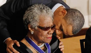 Maya Angelou – the most banned author in the US