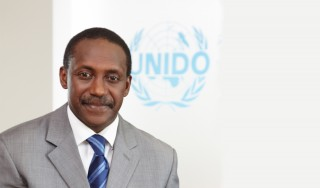 Africa's new energy bonanza, written by Dr Kandeh K. Yumkella