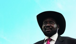 South Sudan President Salva Kiir:  'Our country needs peace, we've had enough of war'