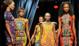 A Celebration of colour, cut and sheer class makes up the Black Fashion Week Paris shows.