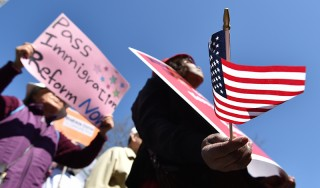 US-IMMIGRATION-REFORM-RALLY