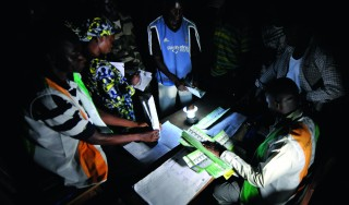 Nigerian election on a knife-edge
