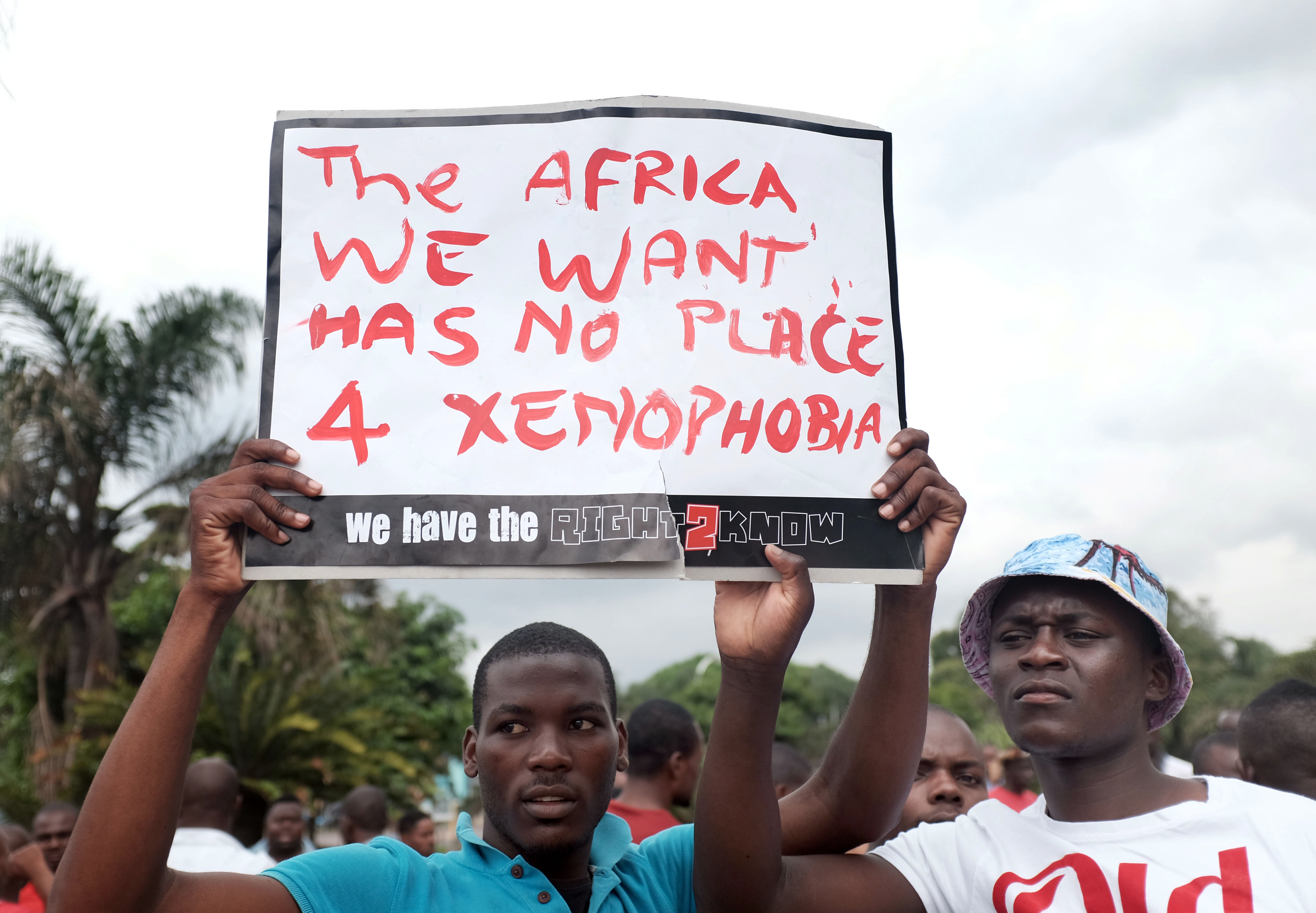 essays on xenophobia in south africa South africa the film is shot in and xenophobia-related protests and attacks in south africa xenophobia is a recurring trauma my essay in the social.