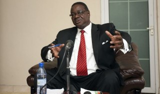 """President Mutharika: """"You cannot prepare for this job"""""""
