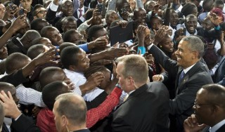 Obama homecoming inspires a nation
