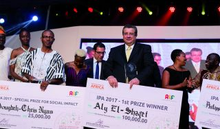 Innovation Prize for Africa 2017 nurtures home-grown talent