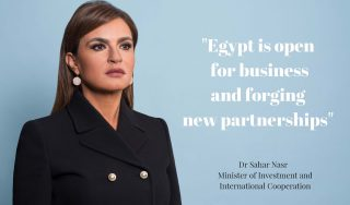 """To succeed, as Africans we need to tap into our huge domestic resources,"" Dr Sahar Nasr"