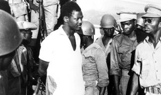 """Patrice Lumumba in his own words: """"Neither brutality nor cruelty nor torture will ever bring me to ask for mercy, for I prefer to die with my head unbowed…"""""""