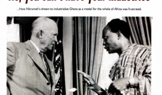 The Volta River Project: How Kwame  Nkrumah's dream  project was frustrated