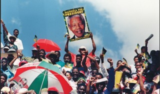 Will everybody please shut up about Nelson Mandela.