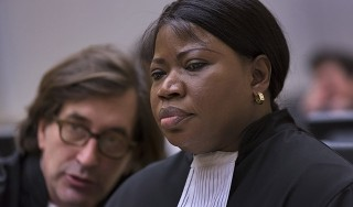 Interview with Fatou Bensouda