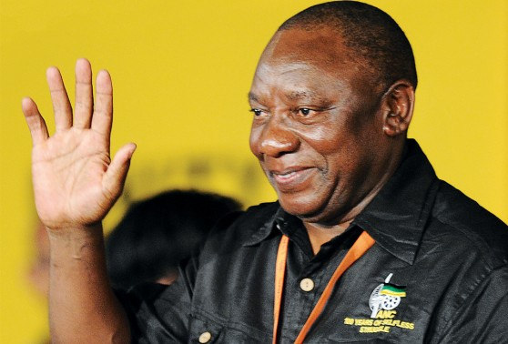 Cyril Ramaphosa, The troubleshooter - South Africa