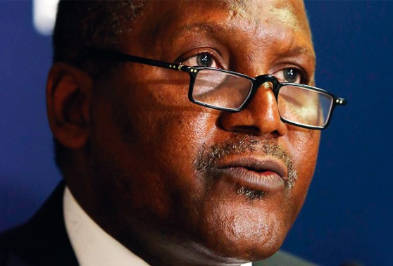 Aliko Dangote, The unstoppable spender and inevitable earner -  Nigeria