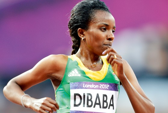 Tirunesh Dababa, The baby-faced destroyer - Ethiopia