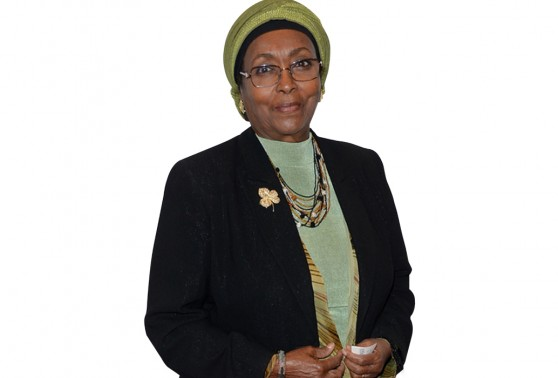 Edna Adan Ismail , The fighter - Somaliland