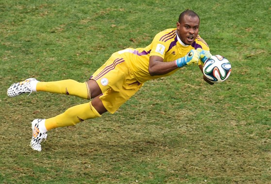 Vincent Enyeama, The show-stopping shot- stopper - Nigeria