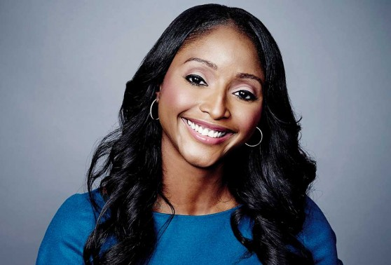 Isha Sesay, The anchor - Sierra Leone
