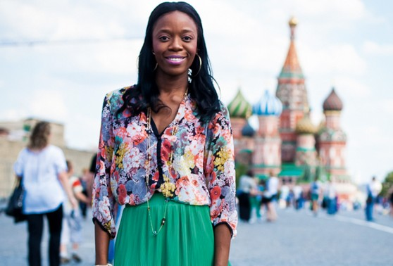 Thabang Motsei, The African journalist in Moscow - South Africa
