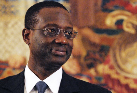 Tidjane Thiam  The Ivorian insuring the world - cÔte d'ivoire