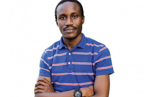 Tolu Ogunlesi, The journalist, comedy writer and poet - Nigeria