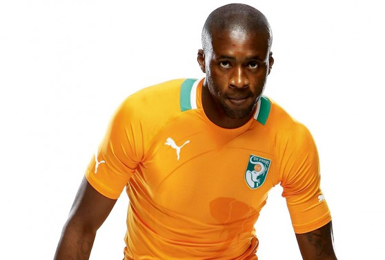 Yaya Toure, The midfielder tackling agriculture- Cote d'Ivoire