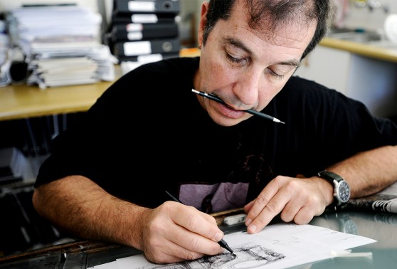 Zapiro, The feared cartoonist - South Africa