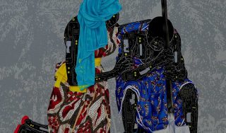 African artists outshine global stars at London exhibition