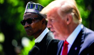 Is Trump Buhari's ace in the pack?