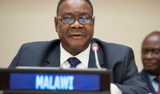 The Big Interview: Peter Mutharika, President of Malawi