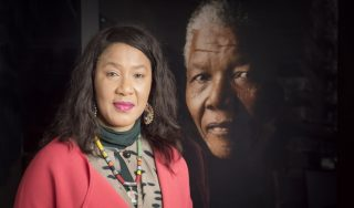 "Maki Mandela: "" Father always recognised his failings, and  would not want us to beatify him."""