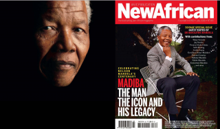 New AfricanMagazine Nelson Mandela Centenary Special edition –  guest edited by his daughter