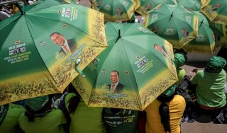 Zimbabwe:  Historic elections a case of leopards not changing theirspots