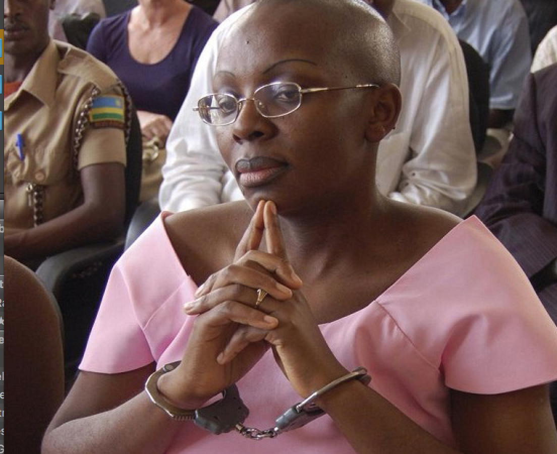 BREAKING! Kagame to release jailed Rwandan presidential aspirant Victoire Ingabire Umuhoza and 2000 other prisoners