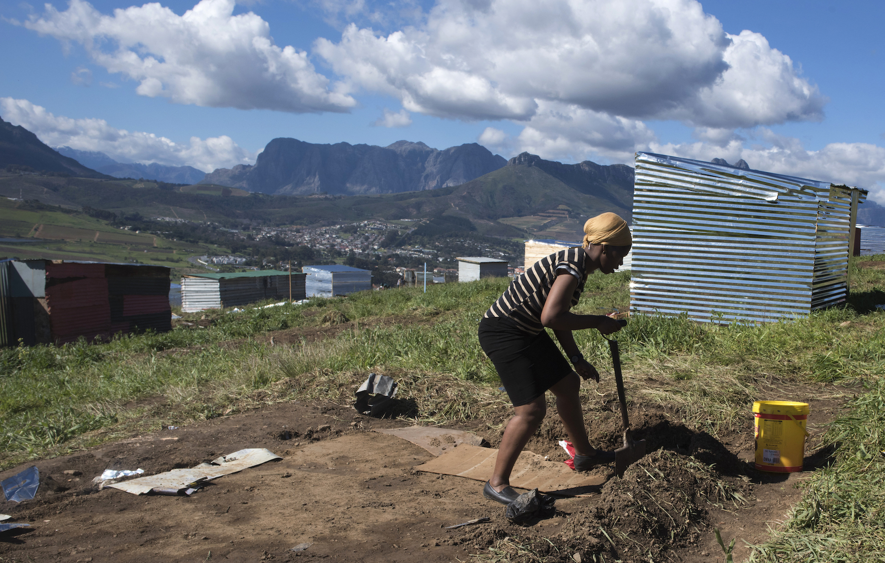 South Africa: land and why the war against the apartheid legacy is far from over