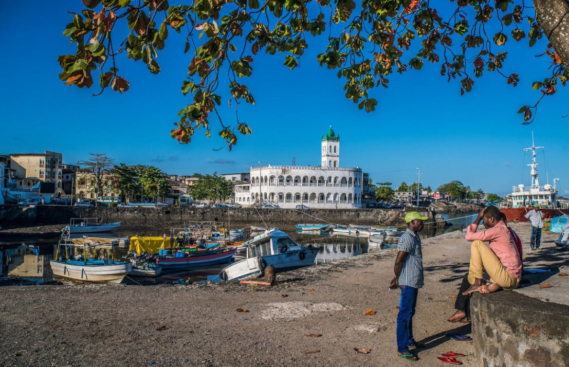 Power grab destabilises Comoros