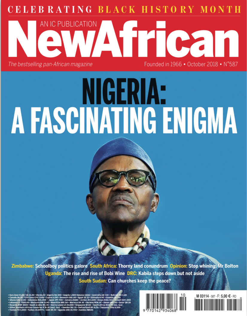 New African Magazine The Bestselling Pan African Magazine
