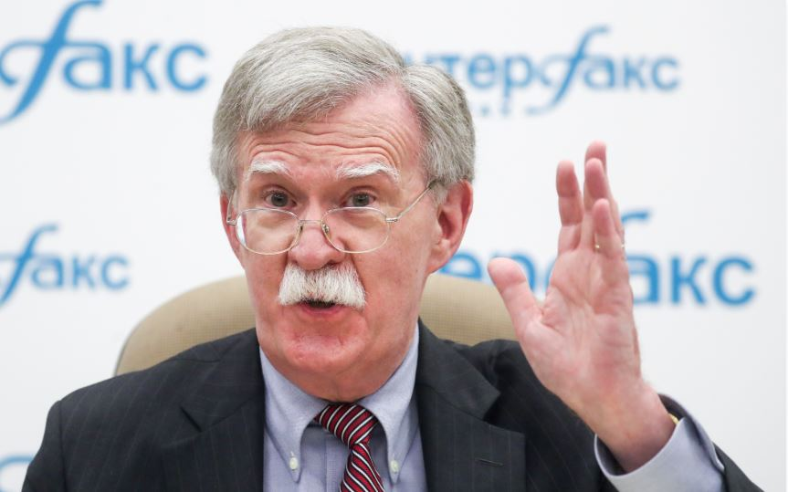 ICC's unlikely detractor: US National Security Advisor John Bolton