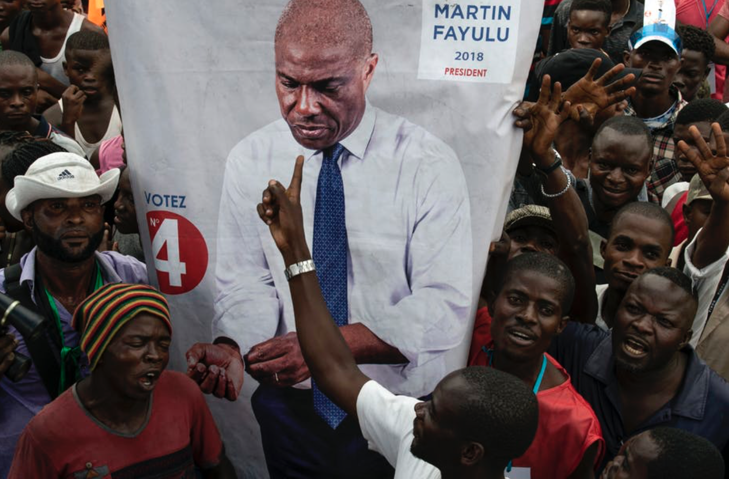 What DRCongo's flawed election means for emerging democratic culture in Africa