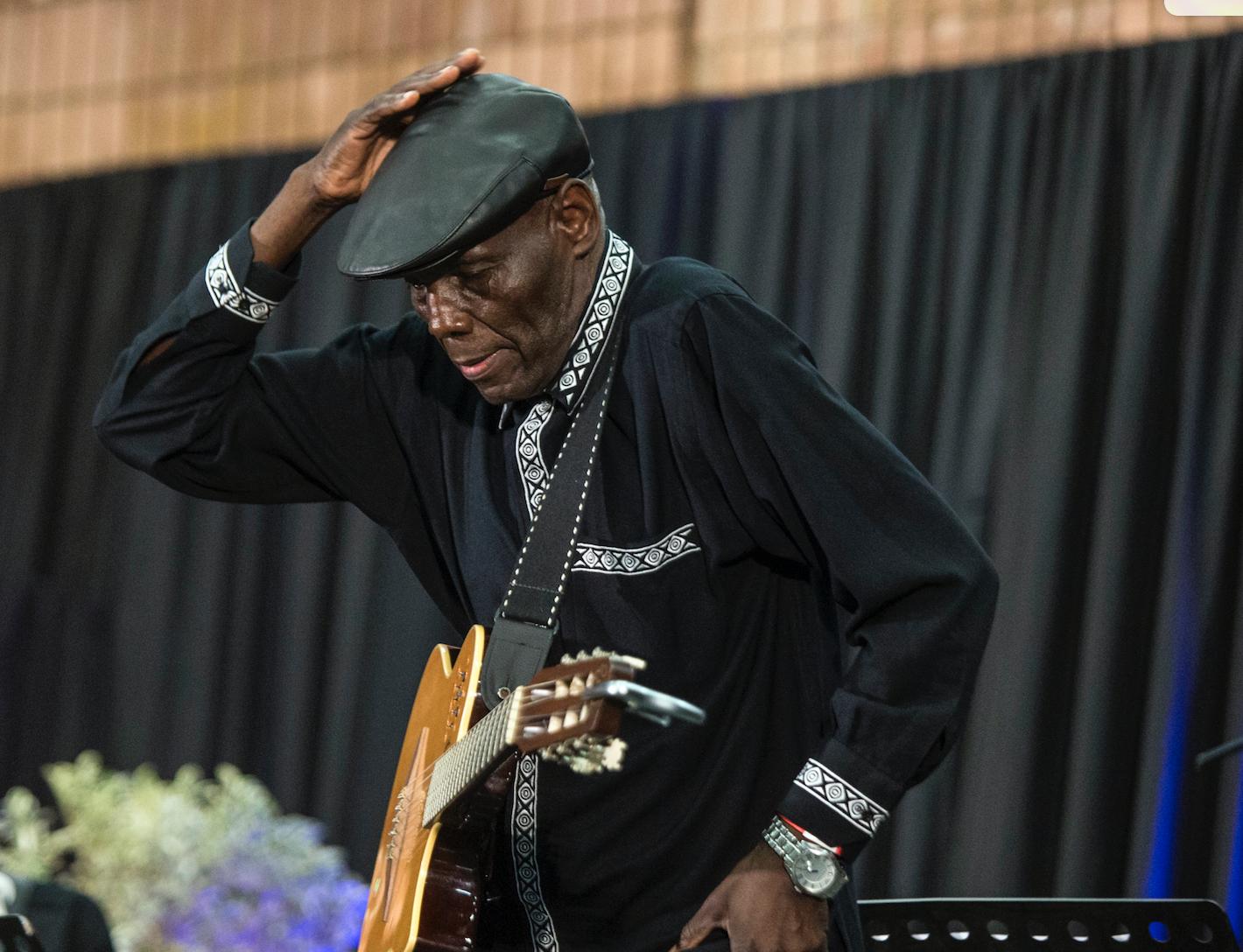 Remembering The Great  Oliver 'Tuku' Mtukudzi