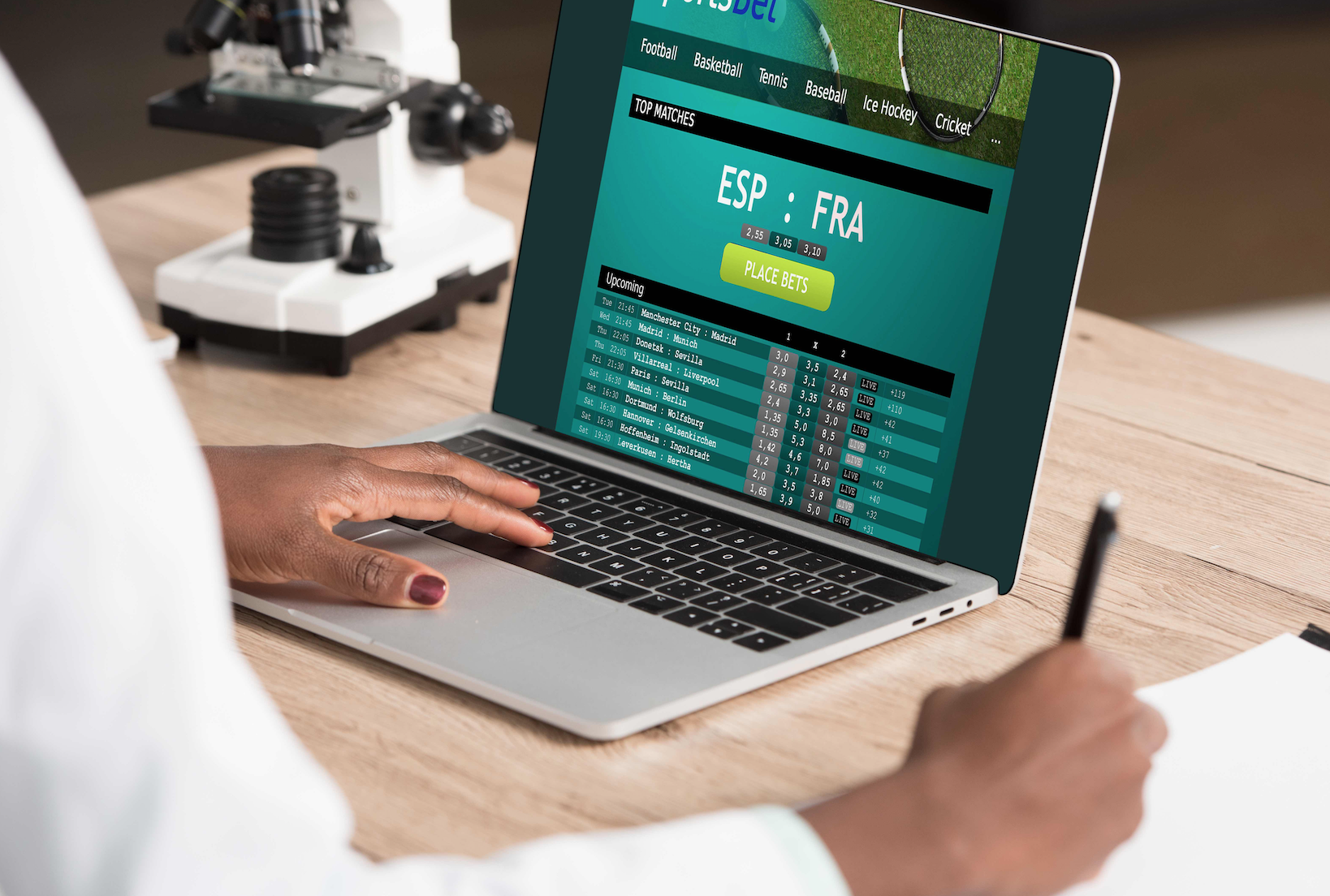 Big time betting comes to Africa as digital platforms  take gambling to a new level