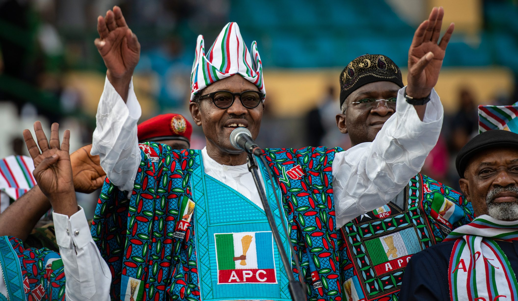 Nigeria: How does Buhari's track record  really measure up in this election?