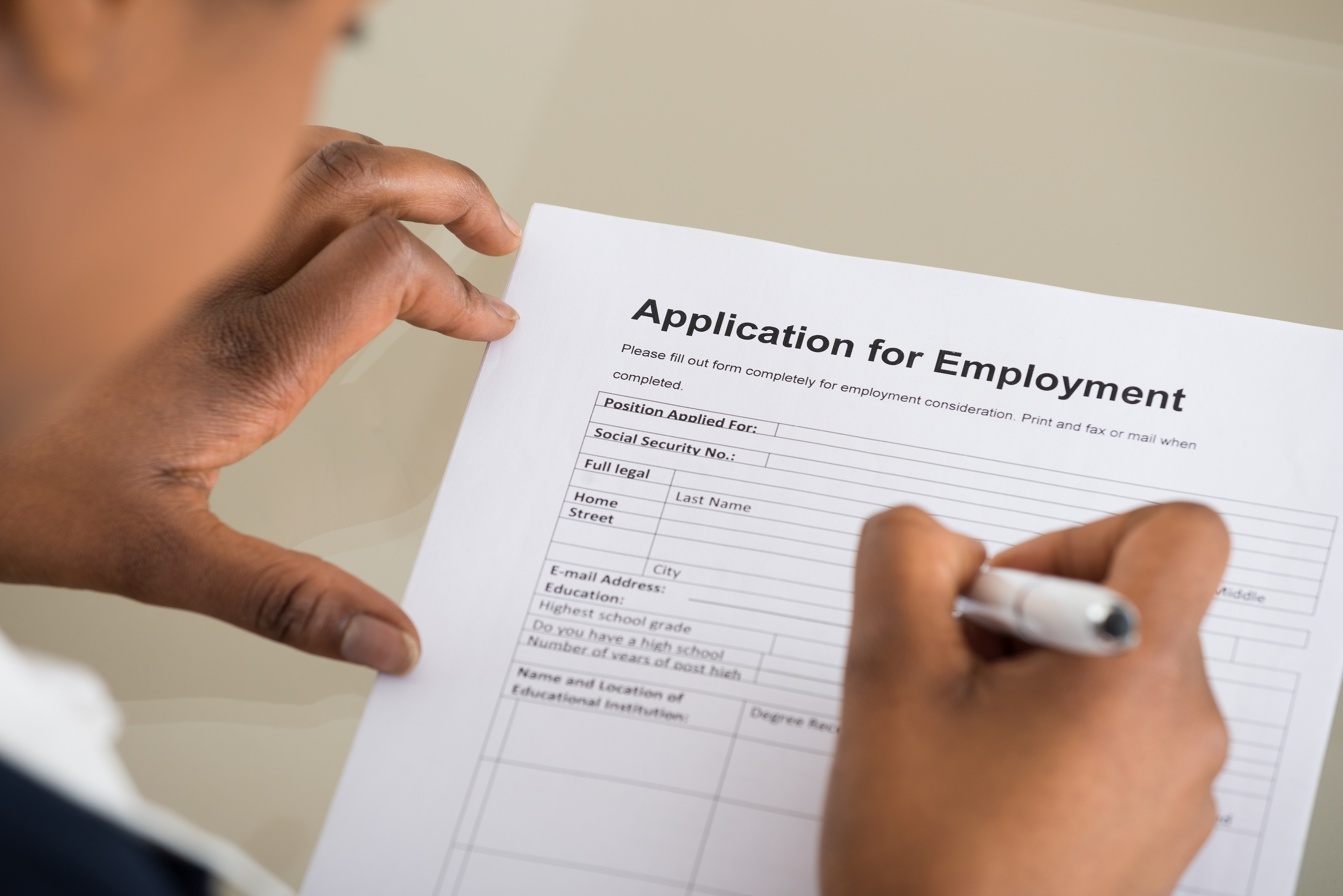 South Africa: how to support young job hunters