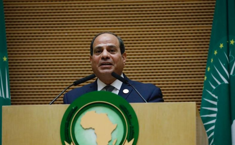 Sisi takes over from Kagame as AU Chairperson