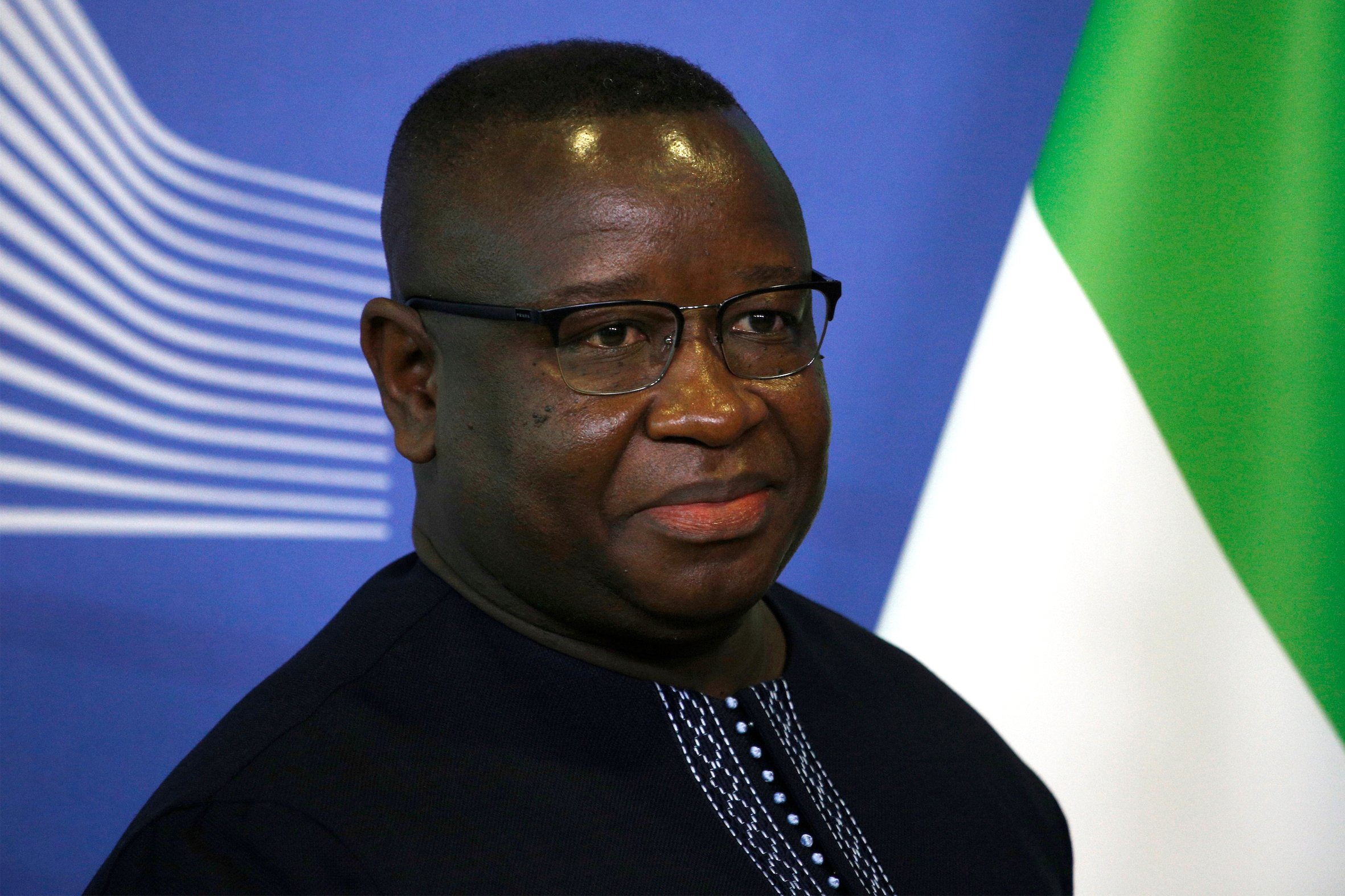 "Exclusive: President Julius Maada Bio: ""The rule of law is supreme…There should be term limits."""