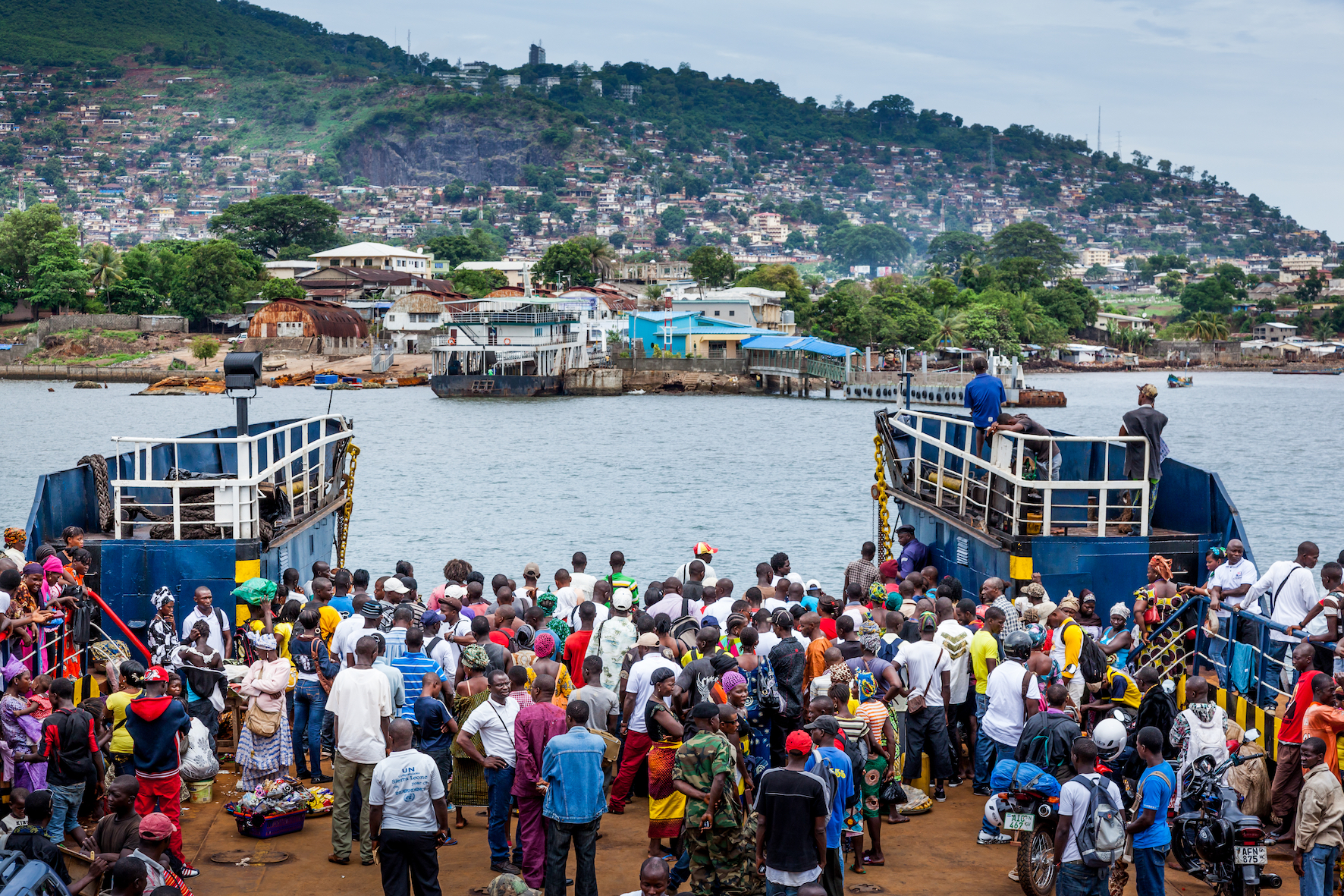 Sierra Leone: Squaring up to its challenges