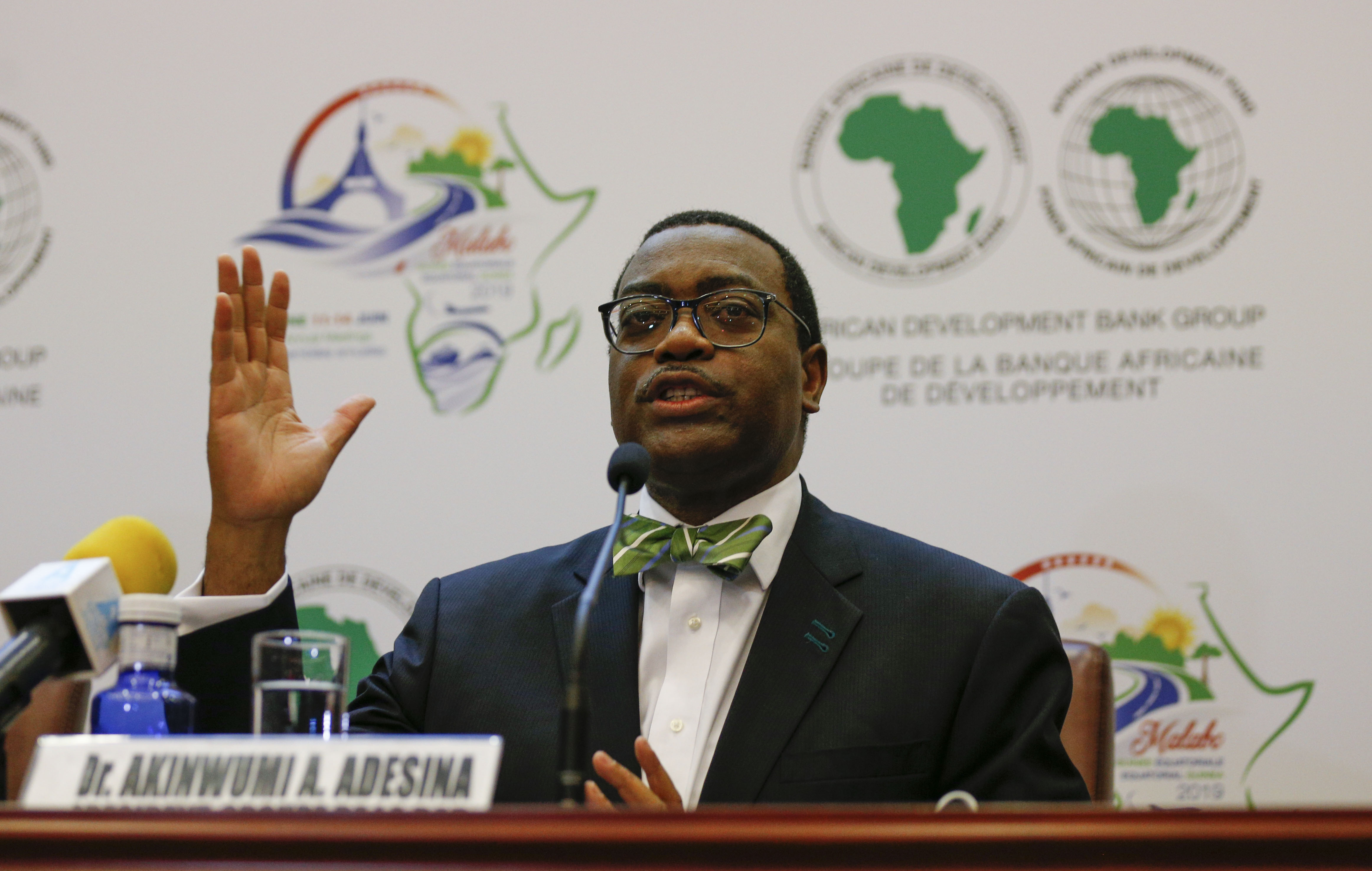 AfDB's Adesina marks integration as key to Africa's growth