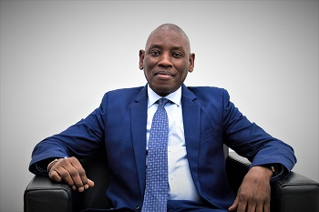 Meet Mabingue Ngom – UNFPA Regional Director for West and Central Africa